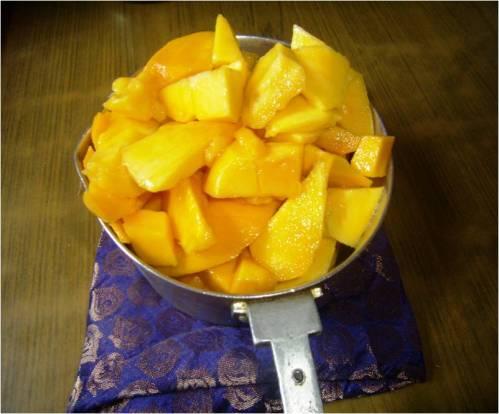 mango froYo