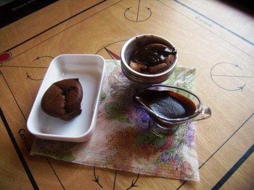 Chocolate Popover