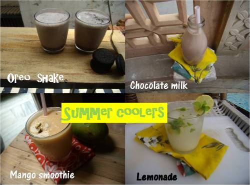 Summer Coolants 1