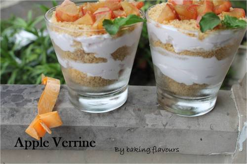 Apple verrine