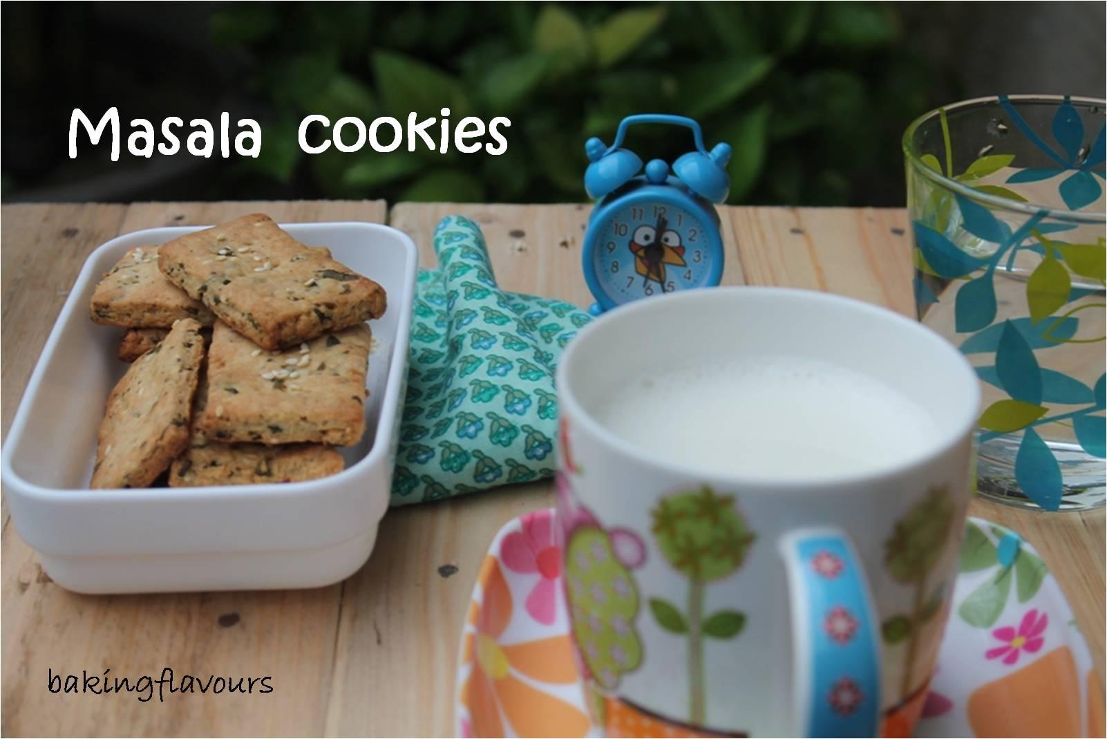 Masala Cookies – Daring Baker\'s Indian Masala treat (part 2 ...