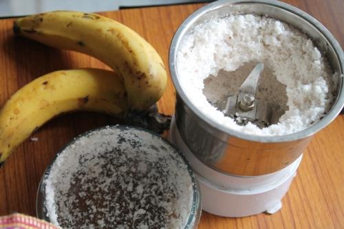 Coconut and Banana