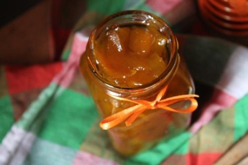 Candid Orange Peel
