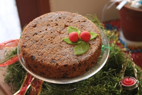 How Long Will A Fruit Cake Last With Alcohol