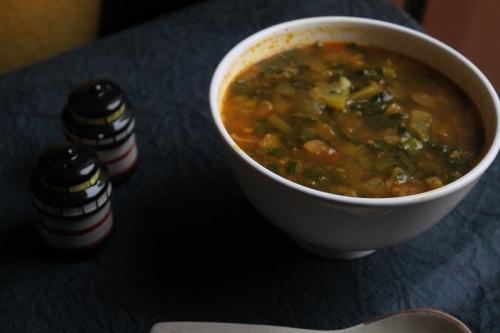 Chin Hin Sour Soup