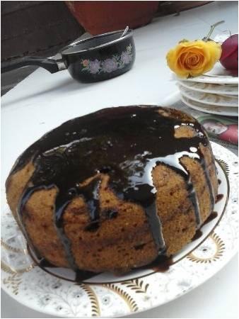 sticky date Pudding2