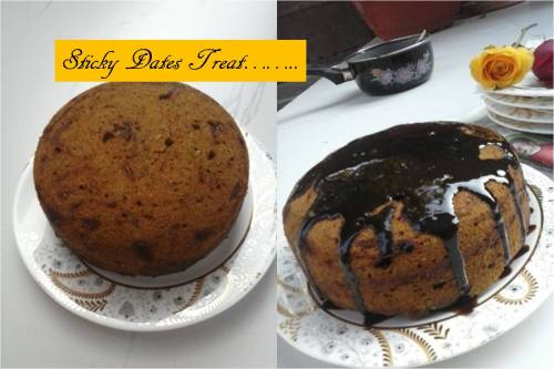 sticky Dates Treat