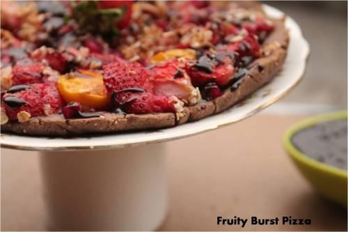 fruity burst pizza 1