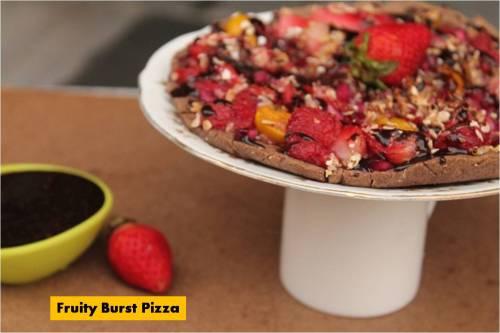 fruity burst pizza