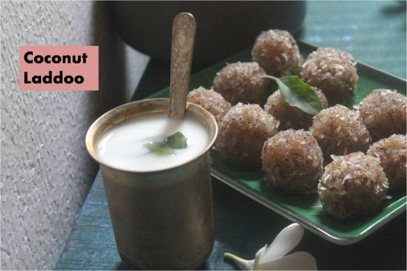 coconut laddoo 1