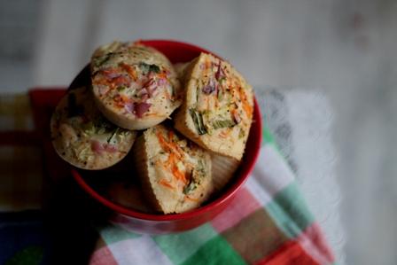 baked idlies