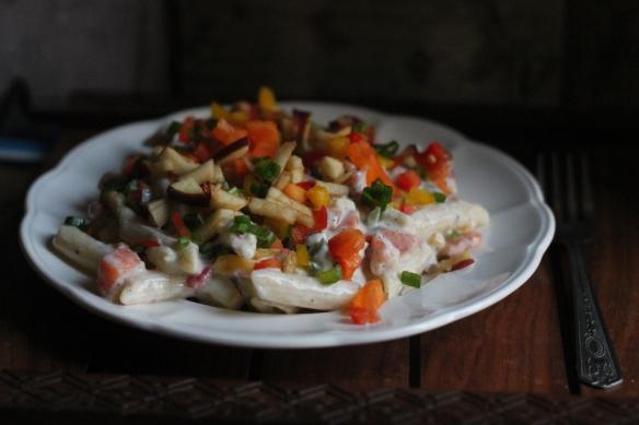 nutri pasta salad