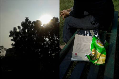 sunny momentss