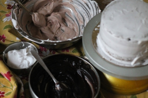 ombre cake ingredients