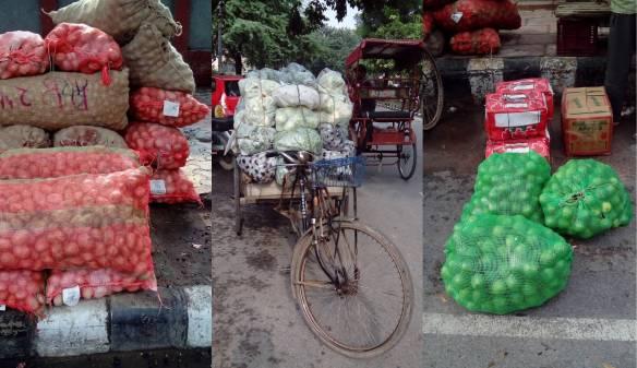 vegetable markete