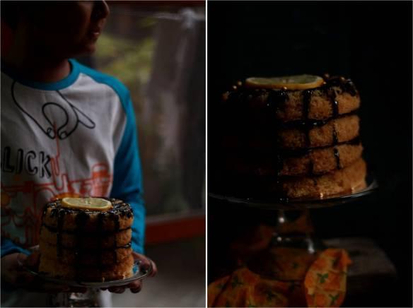 lemonn cake